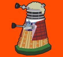Daleks in Disguise - Sixth Doctor Kids Tee
