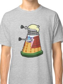 Daleks in Disguise - Sixth Doctor Classic T-Shirt