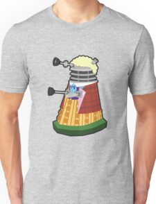 Daleks in Disguise - Sixth Doctor Unisex T-Shirt