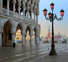 Palazzo Ducale by Inge Johnsson