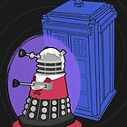Daleks in Disguise - Third Doctor by murphypop