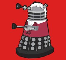 Daleks in Disguise - Third Doctor Kids Clothes
