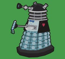 Daleks in Disguise - Second Doctor Kids Tee