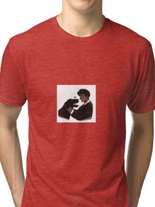 Godfather and Son Tri-blend T-Shirt