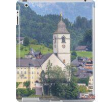 St. Wolfgang am Wolfgangsee, Salzburg Österreich iPad Case/Skin