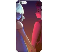Garnet's Fury and Patience iPhone Case/Skin