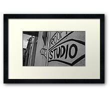 'Direction' Framed Print
