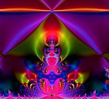 Fountain of dreams by Sue Hays