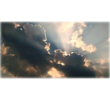 The Glory of the Heavens 1 Photographic Print