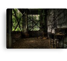 Fall in summer INAAP Canvas Print