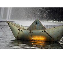 'Rainy Days' Photographic Print