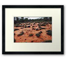 'Outback' Framed Print