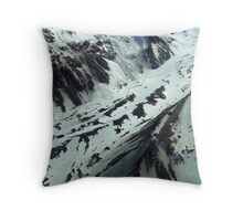 In the Hall of the Mountain King- Hochstetter Up Close Throw Pillow