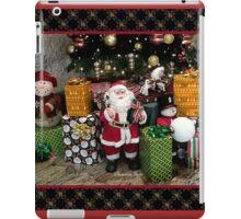 Ho Ho Ho ~ Christmas Fun! iPad Case/Skin