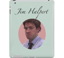 Jim Halpert iPad Case/Skin