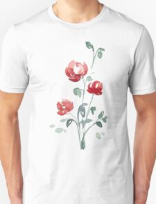 flowers. roses. flower happiness T-Shirt