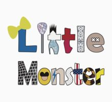 Little Monster by oneskillwonder