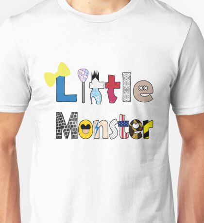 Little Monster Unisex T-Shirt