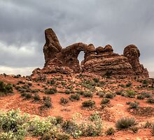 Turret Arch by Terence Russell