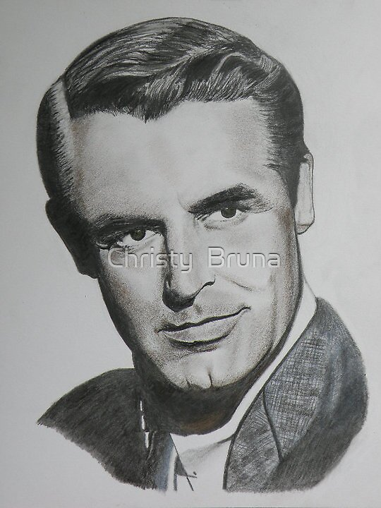 Cary Grant by Christy  Bruna