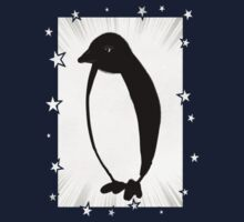 Penguin Superstar Kids Tee