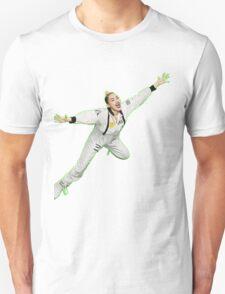 Miley Cyrus Flying !  Unisex T-Shirt
