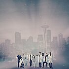 Grey's Anatomy Seattle by jlie3