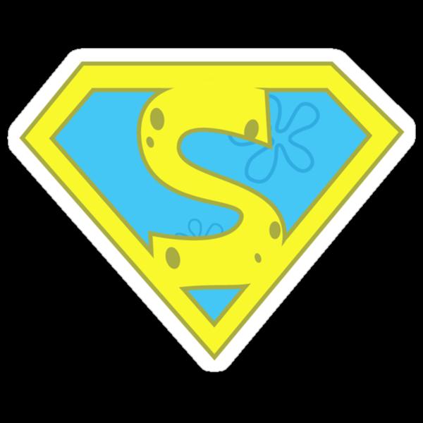 Spongebob Superpants by oneskillwonder