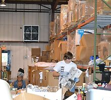 Order Fulfillment in Maryland By Horizon Goodwill Industries by Debra Carbaugh