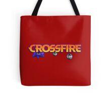crossfire board game logo Tote Bag