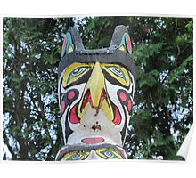 totem face Poster