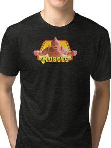 m.u.s.c.l.e shirt Tri-blend T-Shirt