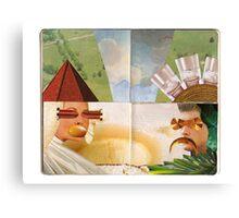 garden show Canvas Print