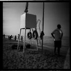life guard in italy by lucie richter