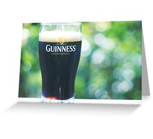 Have a glass Greeting Card