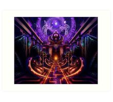 """""""The Key is within"""" Art Print"""