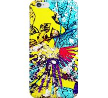 Abstract Multicolor Background iPhone Case/Skin