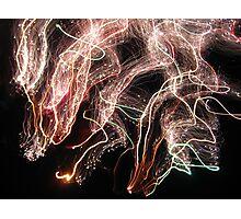 Fireworks (6) Photographic Print