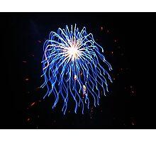 Fireworks (8) Photographic Print
