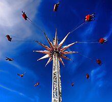 Coney Island Summer Fun by Scott  Hudson