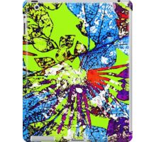 Abstract Multicolor Background iPad Case/Skin