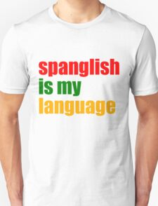 Spanglish T-Shirt