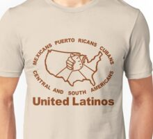 United Latinos Unisex T-Shirt