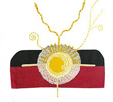 Australia's Indigenous Flag Expanding by Erika Rado