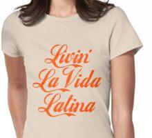 La Vida Latina Womens Fitted T-Shirt