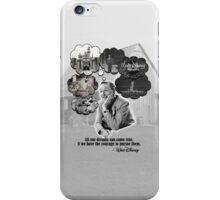 Walt Disney's Dreams iPhone Case/Skin