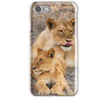 Lioness Cub iPhone Case/Skin