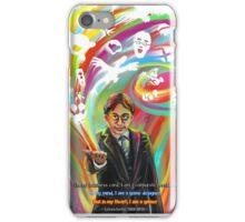 Satoru Iwata: Heart of a Gamer iPhone Case/Skin