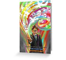 Satoru Iwata: Heart of a Gamer Greeting Card