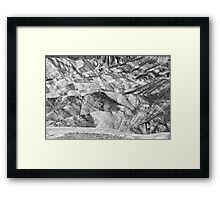 Death Valley 3/5 Framed Print
